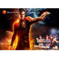 Wholesale Interactive virtual Reality 7D Movie Theater Simulator With 6/8/9/12 Seater from china suppliers