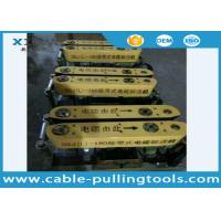 Wholesale Electrical Cable Pulling Machine , Cable Hauling Machine 220V / 380V from china suppliers