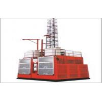 Wholesale Twin Cage Construction Material Hoist from china suppliers