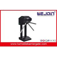 Quality Supermarket Safety Tripod Turnstile Barrier Gate for Customers Access Management for sale