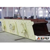 Wholesale Low Noise Energy Saving Vibrating Screen Machine For Gold Ore from china suppliers