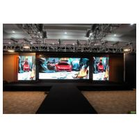 Wholesale Customized 5mm Full Color LED Video Screens , Rent Led Video Wall 160 * 160mm from china suppliers