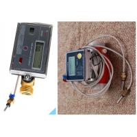 Wholesale Straight Flow Smart Heat Meter For Residential / Mechanical With High Precision Sensor from china suppliers