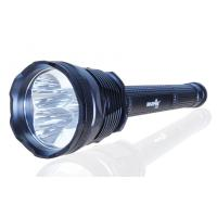 Wholesale super power rechargeable tactical led flashlight with Aluminum Alloy , customized from china suppliers
