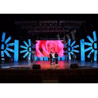 Wholesale HD Full Color LED Stage Curtain Screen for Advertising Video Display  P3.91 Outdoor 250*250mm from china suppliers