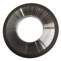 Flat Resin Bonded Diamond Grinding Wheels For Carbide High Class Abrasive Tools