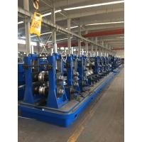 Wholesale BIS Standard Steel Pipe Production Line 88.9 Mm - 219 Mm Outer Diameter from china suppliers