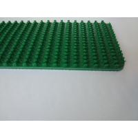 Wholesale Grip Pattern Petrol Green PVC Conveyor Belt Replacement High Performance Wear Resistant from china suppliers