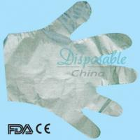 Wholesale Cheap disposable PE gloves/ High quality disposable PE gloves from china suppliers