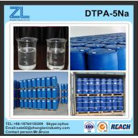 Wholesale light yellow DTPA-5Na liquid 50% from China from china suppliers