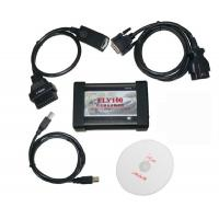 Wholesale Original Car Diagnostic Scanner Fly100 Honda Scanner Locksmith Version Support All Honda Locksmith from china suppliers