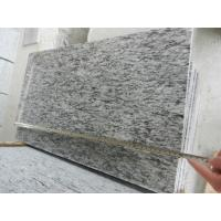 Wholesale Construction material natural stone Factory Supplier Sea wave white granite Polished Paving stone/blind paving stone from china suppliers