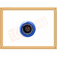 Wholesale 3 Pin Push Pull Female Circular Plastic Connectors M0 Shell Size from china suppliers