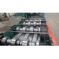 Wholesale Building Meta Closed Mouth Floor Deck Roll Forming Machine 0.8-1.6mm Thickness from china suppliers