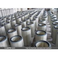 Wholesale CE certificate Glass Cartridge Filter Element For gas liquid separation from china suppliers