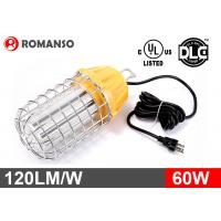 Quality 60 Watt LED Temporary Work Lights Replace 200W Compact Fluorescent Lamp , AC100-300V for sale