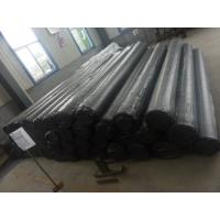 Buy cheap 7M width1-8 Meter black color 60mil HDPE fish pond liners/HDPE Impermeable Geomembrane by sincere factory from wholesalers