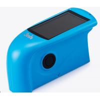 Quality NHG268 Tri Gloss Meter  In Blue , 60 Degree Gloss Meter With Calibration Plate for sale