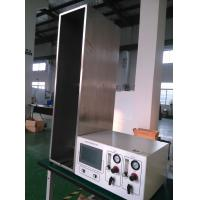 UL Approved Single Wire Vertical Flammability Test Equipment With Welding Process