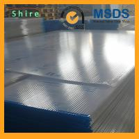 Wholesale Durable Recycable PE / PP Hollow Plastic Sheet Protective Film 2100mm Milky White from china suppliers