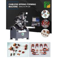 2018 Most Popublar small toroidal inductor coil winding machine with servo spinner