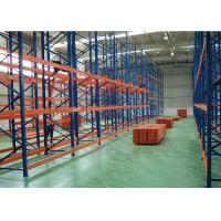 Wholesale Heavy Duty Racks For Warehouse Storage Q235 Cold Rolled Steel from china suppliers