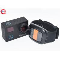 Wholesale CE / ROHS Remote Control Sports Camera , Waterproof Mini Sport Camcorders from china suppliers