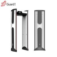 Buy cheap 18 Zones Airport Security Walkthrough Metal Detector Archway With 9.2 Inch Lcd Screen from wholesalers