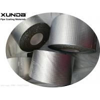 Wholesale Butyl Rubber Waterproof Sealing Self Adhesive Tape With Alu , PP Or PE Backing Materials from china suppliers