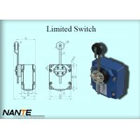 Wholesale Electric Wire Rope Hoist 6mm Rotary Metal Rod Trigger Head Limited Switch from china suppliers