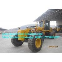 Wholesale Gr180 XCMG Motor Grader , with operating weight 15400kgs, Optional Cummins Engine And Zf Gear Box from china suppliers