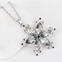 Wholesale Ref No.: 109022 Snow lotus Necklace  jewellery stores bunbury wholesale contemporary jewelry from china suppliers