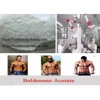 Wholesale Male Budybuilding Boldenone Steroid White Powder Boldenone Acetate 2363-59-9 from china suppliers