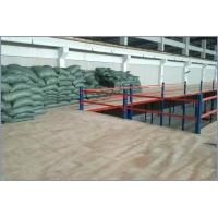 Quality Multi Level Pallet Rack Supported Mezzanine , Steel Structure Mezzanine Floor for sale