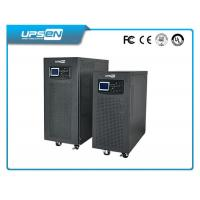 Wholesale 2 Phase 120V / 208V / 240V High Frequency Online UPS 6KVA / 10KVA With DSP Control from china suppliers