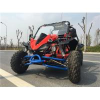 Buy cheap Horizontal Single Cylinder 2 Seater Off Road Go Kart 11.1 HP With 12V 9AH Battery from wholesalers