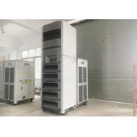 Large Airflow New Packaged Tent Air Conditioner , Integral Exhibition Air Conditioning Unit