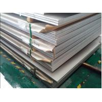Buy cheap Thick Hot Rolled Stainless Steel Plate Heat / Corrosion Resistant 310S 309S 2205 from wholesalers
