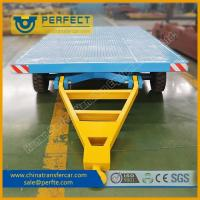Buy cheap Handling Material Transfer Car Transport Equipment With Big Saving And Low Price from wholesalers