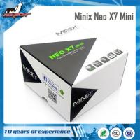 Wholesale Minix Neo X7 mini TV Box from china suppliers