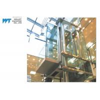 Wholesale ARD Safety Device Panoramic Glass Elevator For Power Failure Emergency Leveling from china suppliers