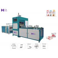 Wholesale C - Frame Style PVC Box Making Machine Automatic Feeding System Control from china suppliers