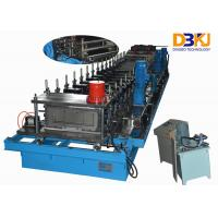 Wholesale High Technology Automatic Cable Tray Roll Forming Machine For Purlin from china suppliers