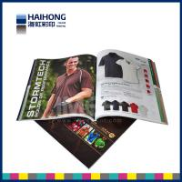 Wholesale Glossy or matte coated art paper softcover print business magazine advertising from china suppliers
