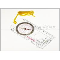Wholesale Luxury acrylic screen positioned Military  compass with compass for operational command KMC-1 from china suppliers