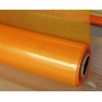 Wholesale Orange high strength mesh netting fabric fiberglass mesh cloth 100g from china suppliers