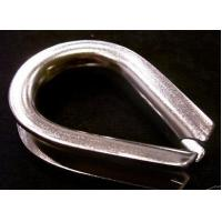 Wholesale WIRE ROPE THIMBLE - STAINLESS STEEL from china suppliers