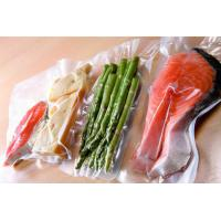 Quality Transparent Food Ziplock Resist Puncturing , Vacuum Food Packaging Bags for sale
