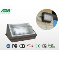 Wholesale Rectangular 30 Watt LED Wall Pack Lights With Above 90Lm / W Strong R&D Ability from china suppliers