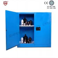 Wholesale Metal Corrosive Steel Storage Cabinet For Vitriol Or Nitric , Safety Storage Cabinet from china suppliers